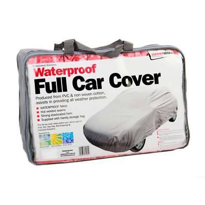 "Streetwize 100/% Waterproof Full Car Cover S Small 160/""L X 65/""W X 47/""H"