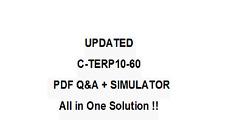 SAP CERTFIED BUSINESS ASSOCIATE WITH SAP ERP 6.0  Exam QA PDF&Simulator