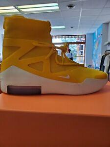 Nike x Fear Of God 1 Yellow / Amarillo