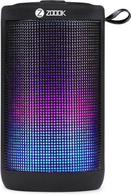 Zoook ZB-JAZZ Portable Bluetooth Mobile/Tablet 2.1 Speaker 6 Months Warranty
