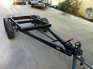 BRAND-NEW-TRAY-TOP-CHASSIS-TANDEM-AXLE-SUIT-9X7-FT-ALTERNATIVE-TO-BOX-TRAILER
