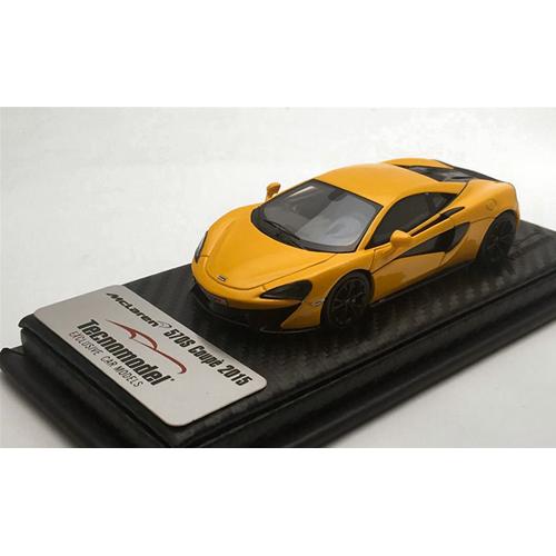 MCLAREN MCLAREN MCLAREN 570S VOLCANO gituttio 2015 1 43 Tecnomodellolo Auto Stradali Die Cast d13fb2