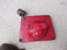International 140 130 Sa A Tractor Ih Ihc Belt Pulley Delete Cover Amp Super Rare