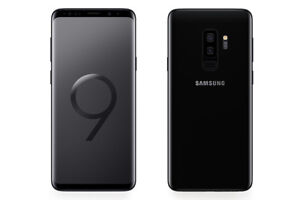 Samsung Galaxy S9 128gb Midnight Black Brand New Cod Agsbeagle
