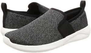f558f6440db4c Men Crocs LiteRide Slip On Shoes 205170-066 Black White 100 ...