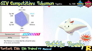 6IV-COMPETITIVE-TOGEKISS-SHINY-ULTRA-or-NOT-ITEM-SWORD-amp-SHIELD