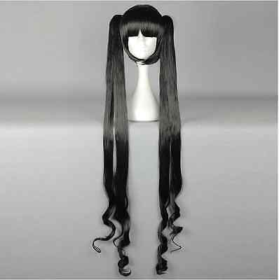 Is It Wrong to Try to Pick Up Girls in a Dungeon? Hestia  Cosplay Wig Black