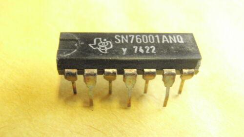 IC BAUSTEIN SN76001ANQ                       20580-180