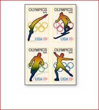 USA1695 Innsbruck Winter Olympics, 4 pcs