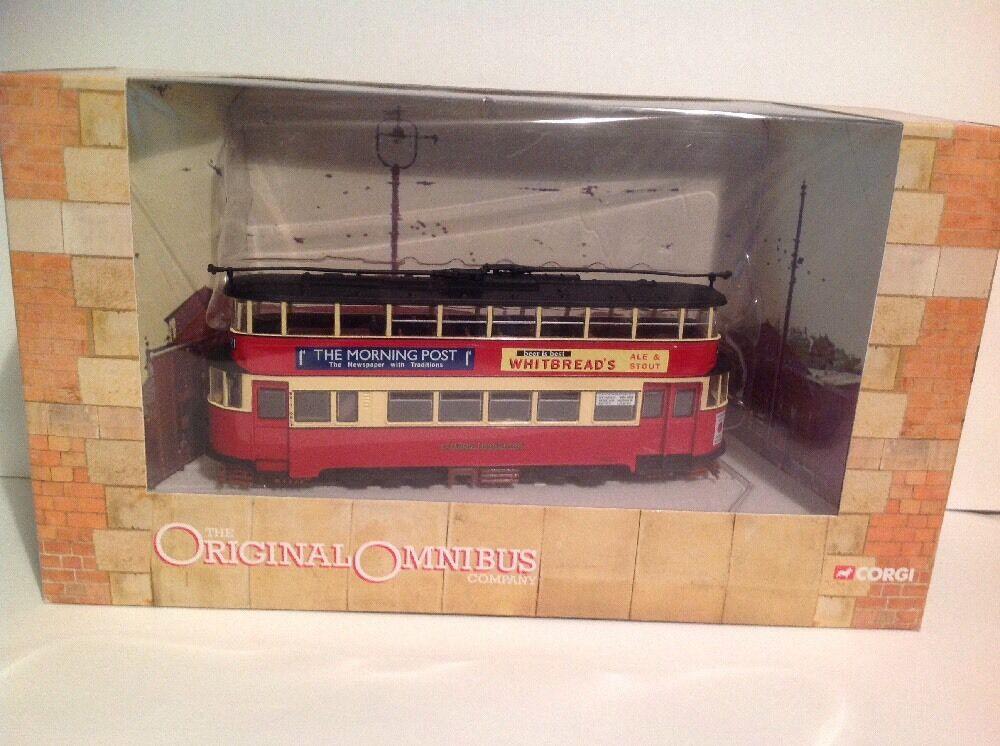 Te  er un voeu OM40501 Feltham Tram   Transport Spec. Edition | Matériaux De Haute Qualité