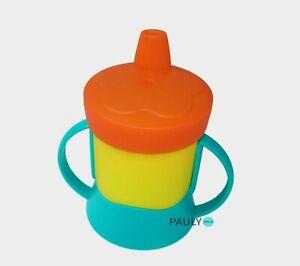 Tupperware-Trinklerntasse-Schnabeltasse-Trinklern-Becher-Tuppercare-Baby-Kinder