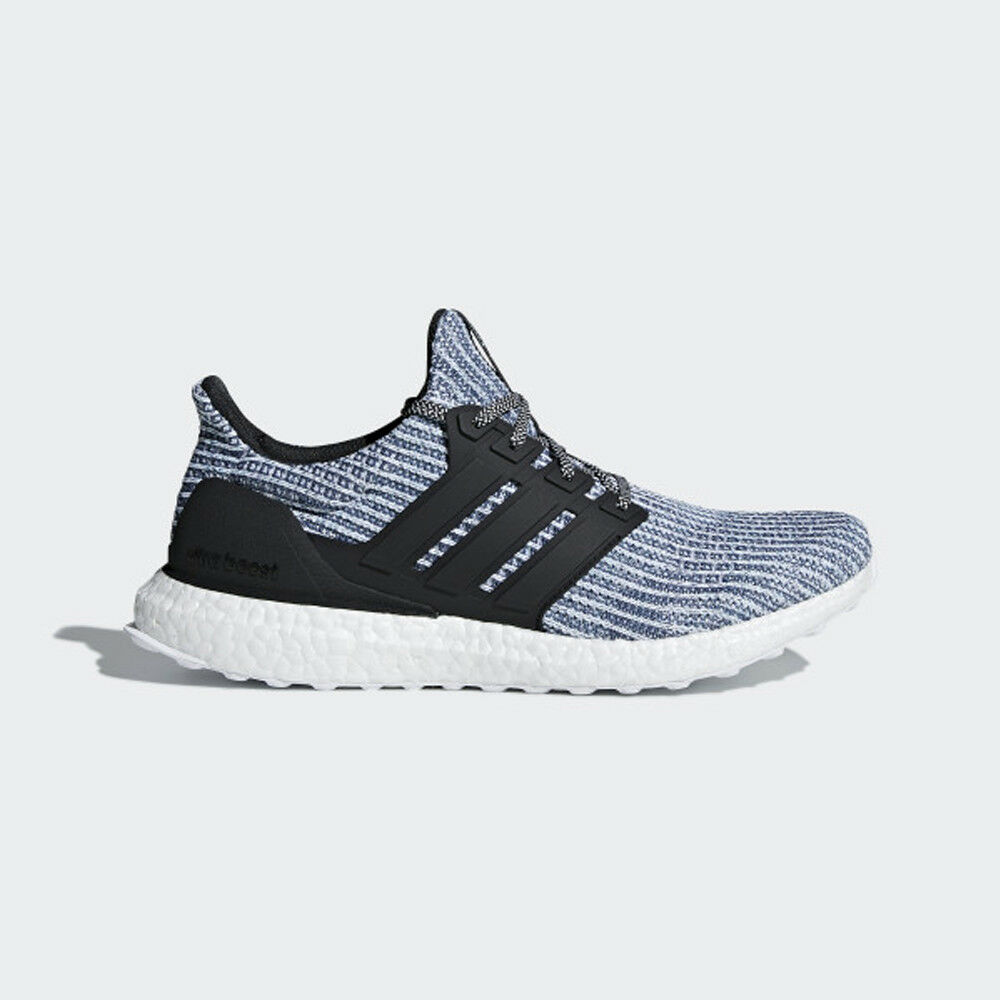 Adidas ULTRABOOST PARLEY BC0248 Cloud white   Carbon   bluee UNISEX shoes Running