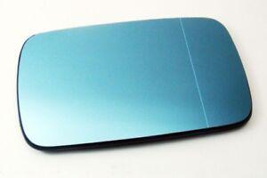 00-06 Links Beifahrerseite Beheizt E53 Außenspiegel Blaues Glas für BMW X5