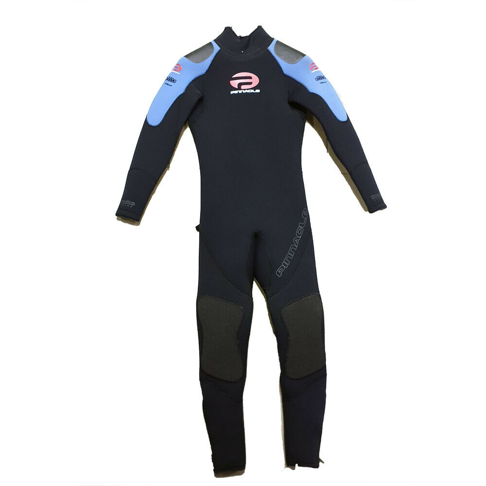 Pinnacle Aquatics ELITE 7 5 Merino Lining Scuba Diving Wetsuit MEN XS  M