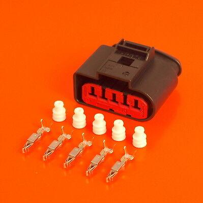 1J0973824 VW AUDI VAG 1J0 973 824-4 Pin Sealed Male JPT Connector Kit