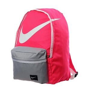 7d0ad0bee3a7 New Nike Backpack with pencil case rucksack sport bag gym pink girl ...
