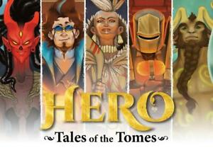 Hero-Tales-of-the-Tomes-Deck-Building-Card-Game-NEW-amp-Sealed