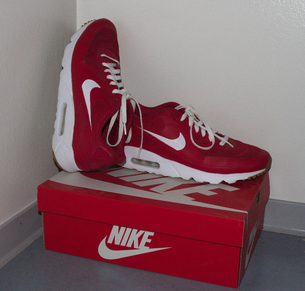 Nike Air Max Ultra Essential University Red 42.5 Guter Zustand