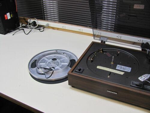 Pioneer turntable Drive belt for models PL-12 PL-12D PL-12D-II PL-112D PL-112