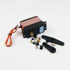 33kg Metal Gear Steering Servo for HPI ROVAN BAJA 5B 5T 5SC KM FG RC Car