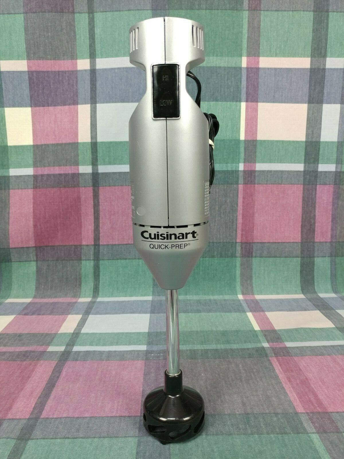 Cuisinart CSB800U Handheld Blender for