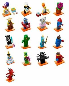 Lego-Minifigure-71021-Series-18-Party-40-Years-Minifigures-IN-Hand