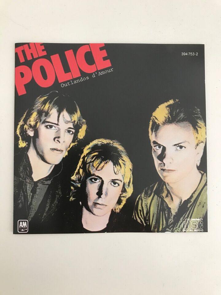 The Police: Outlandos dAmour, pop