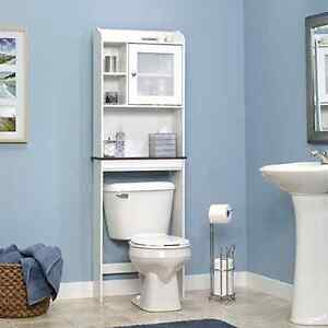 Image Is Loading Bathroom Over The Toilet Shelves Cabinet Bath Shelf