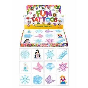 24-x-Frozen-Ice-Nieve-Reina-Tatuajes-Temporales-Princesa-Infantil-Nina