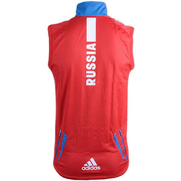 Adidas Gore Athleten Weste Outdoor Russia Fitness Running Wintersport Wintersport Wintersport Russland  | Schön In Der Farbe  a09926