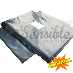 STRONG-MAILING-POSTAGE-BAGS-QUALITY-GREY-PLASTIC-POLY-SELF-SEAL-FAST-FREE-P-P