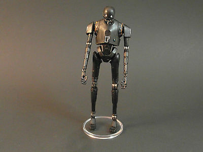 100 x Small Disc Star Wars MODERN action figure DISPLAY STANDS T3c