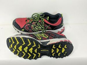 Details about New Balance 612 All Terrain Mens 11D EUR 45 Black Red Trail Running MTE612R1