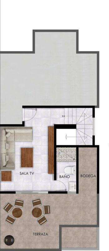 Casa en venta en Rincón de la Sierra, Dominio Cumbres, 3 recámaras.