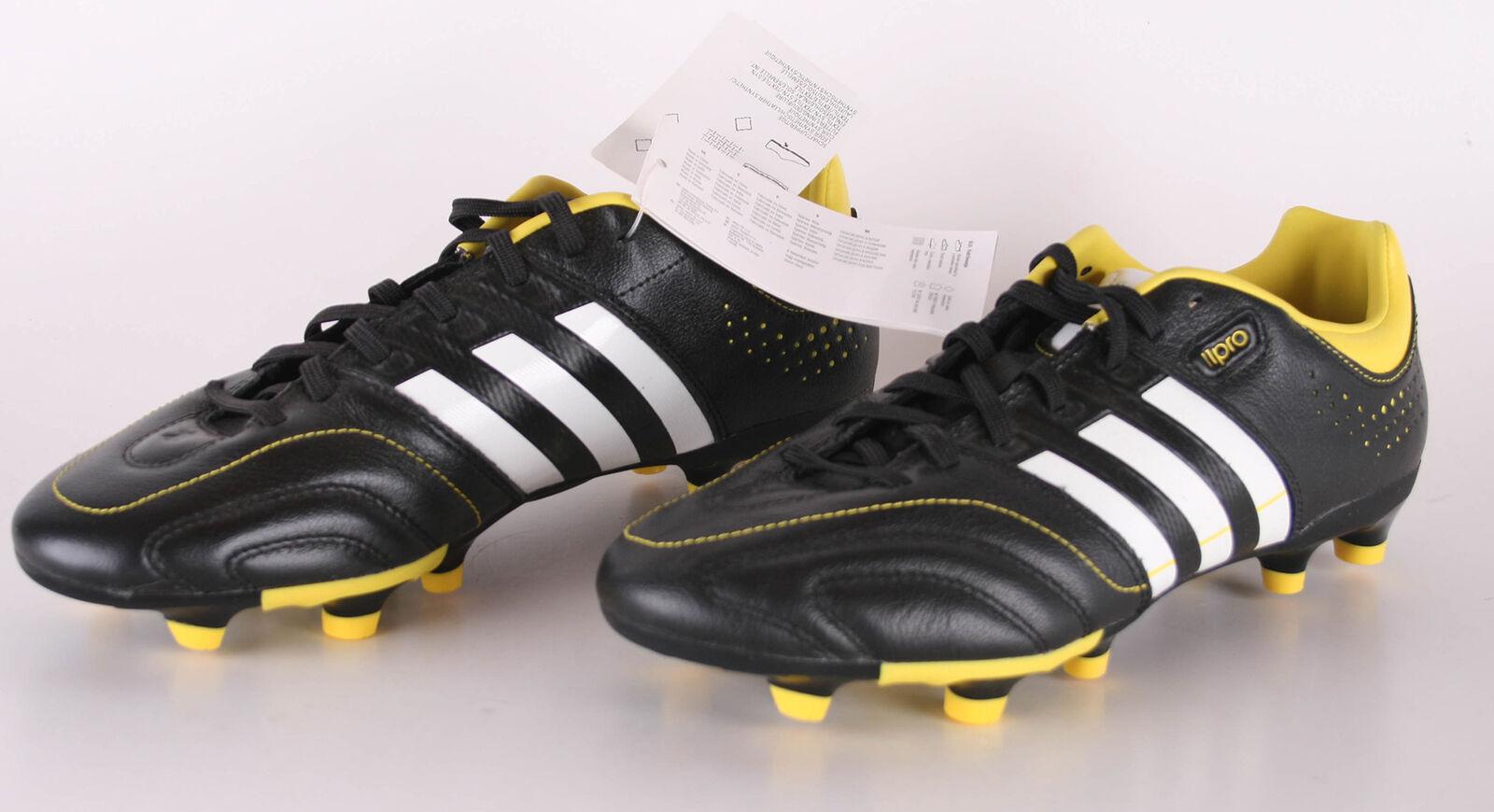 Adidas 11 Núcleo TRX Fg botas de Fútbol Eu 40