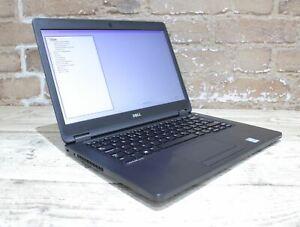 """Dell Latitude E5450 14.0"""" Laptop i5 5th Gen 128 GB 8 GB Win 10 Grade C 431912"""