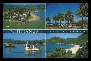 WHITIANGA-on-the-COROMANDEL-PENINSULA-POSTCARD-NEW-ZEALAND-NZ