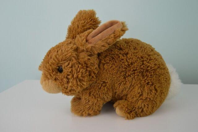 gund realistic bunny rabbit plush stuffed animal toy white 4053951