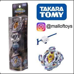 Takara-TOMY-Beyblade-Burst-B-110-Starter-Bloody-Longinus-13-JI-Official-B110