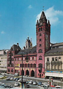 Basel the Parliament Palace Switzerland Postcard Unused VGC - Rochester, United Kingdom - Basel the Parliament Palace Switzerland Postcard Unused VGC - Rochester, United Kingdom