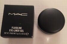 """MAC Fluidline Eye Liner Cook Collection """"Wholesome"""" (blackened brown) LE NIB!"""