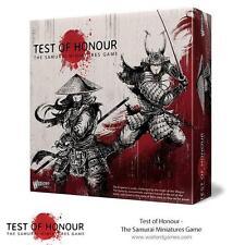 Prueba de honor Core Set-Warlord Games-Samurai-Envío Ahora-Primera Clase