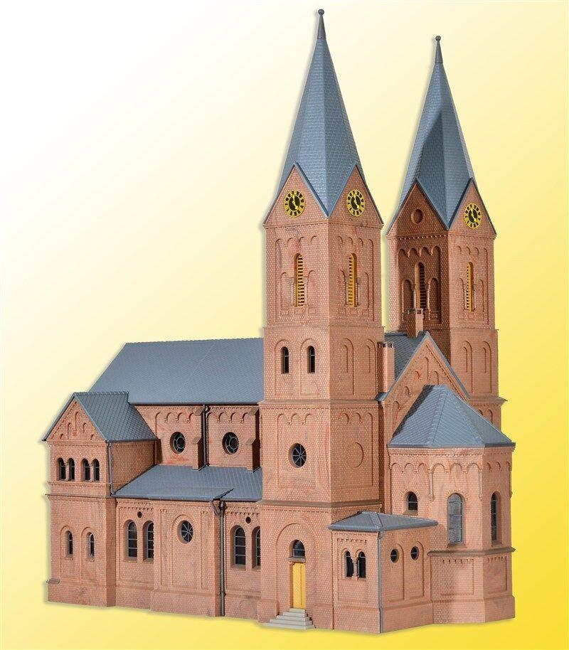 Kibri 39760 H0 Romanische Stadtkirche in Jakobwüllesheim      Verkaufspreis  609a9f