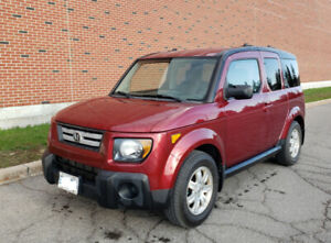 2007 Honda Element EX-P