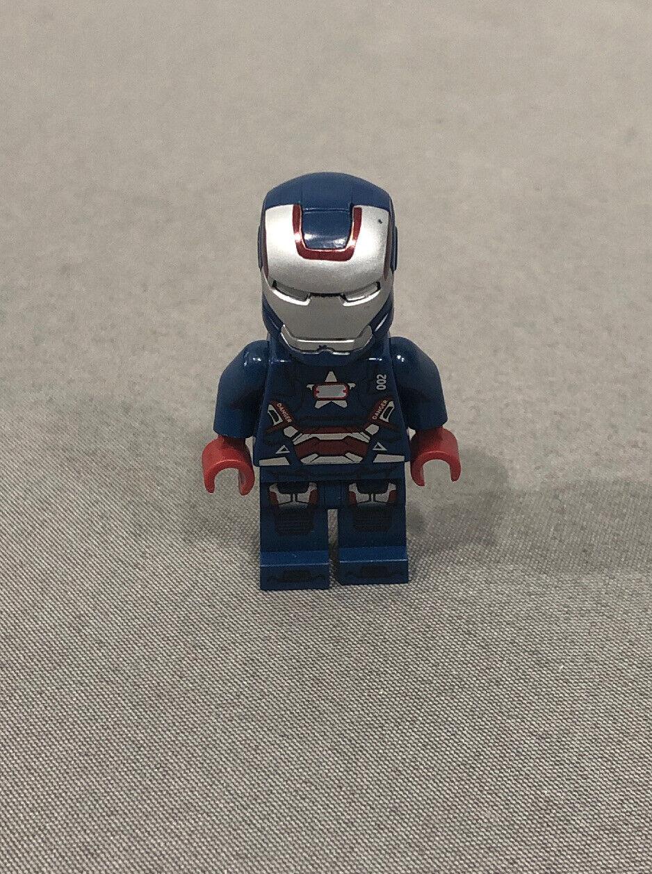 LEGO Minifig Iron Man 3 Iron Patriot 30168