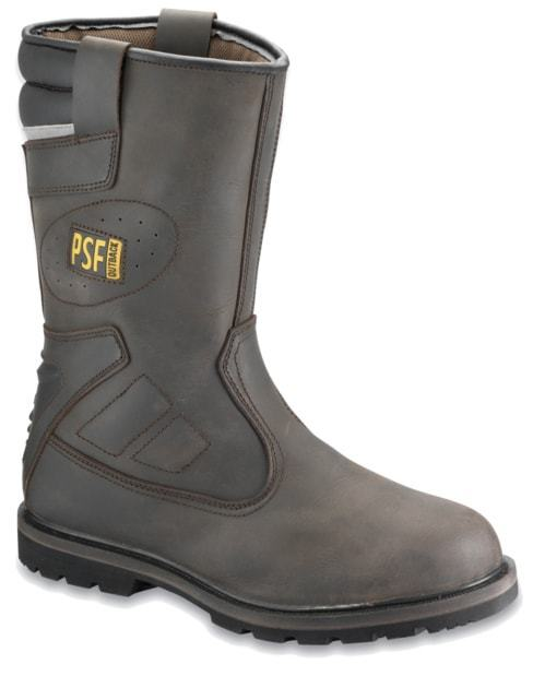Mens PSF Outback Brown Rigger Boot Various Sizes 847SM