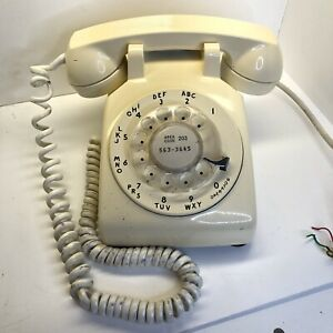 Bell-System-Western-Electric-Rotary-Phone-Dial-Telephone-Vintage-1973