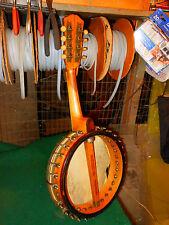 Vintage Vega Banjo / Mando A.C. Fairbanks Little Wonder 192122 Very High quality
