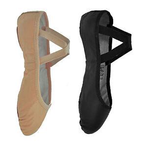 c08969f95 So Danca SD60 Stretch Leather Ballet Shoes - Split Sole