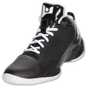 44b07fe72f1 487600-010 Nike Jordan Fly Wade 2 (GS) Black/White NIB | eBay